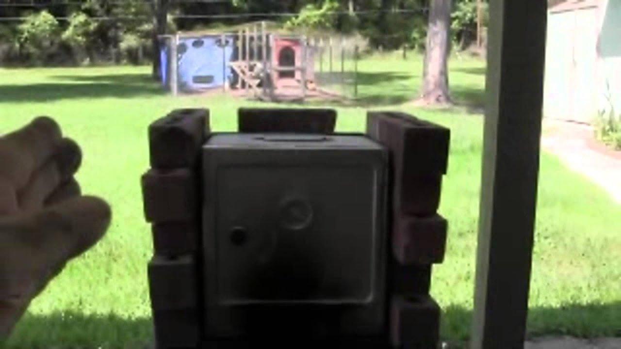 rocket stove oven combo youtube