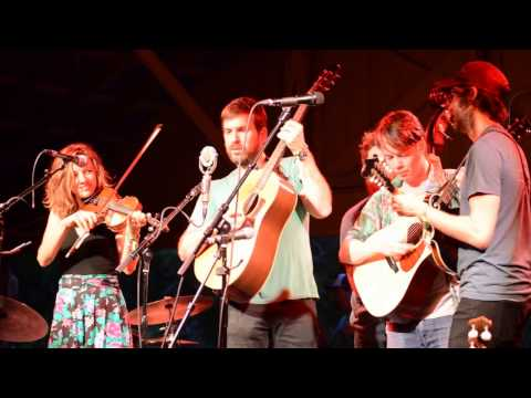 Mandolin Orange w Billy Strings @ Old Settlers Music Festival (4/20/2017)