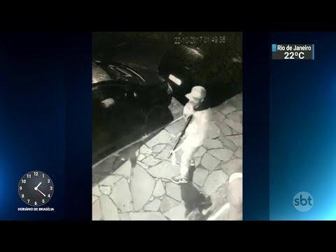 Atiradores invadem festa de aniversário e deixam 2 mortos no RS | SBT Notícias (23/10/17)