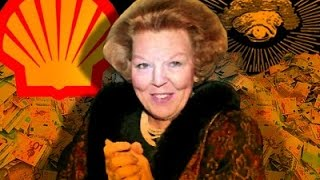 Reptilian Cannibal: Queen Beatrix (fixed audio)