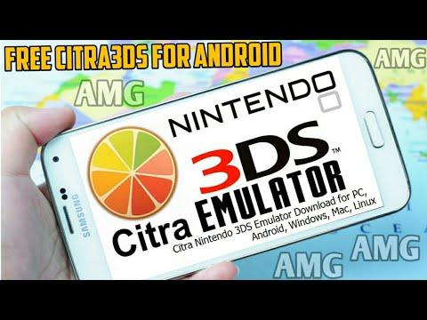 Nintendo 3ds emulator android free | 6 Best Nintendo 3DS