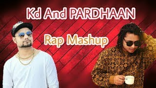 KD Vs PARDHAN Rap songs | Haryanvi Top Rap star KD's Rap