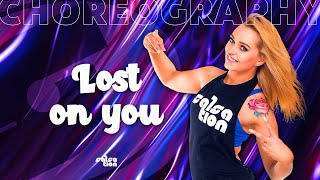Lost on you (salsa version) Salsation® Choreography by SMT Angelika Kiercul