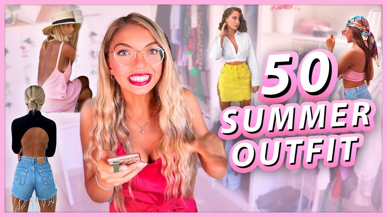 50 SUMMER OUTFIT IDEAS!!! 💛   Carolina Chiari