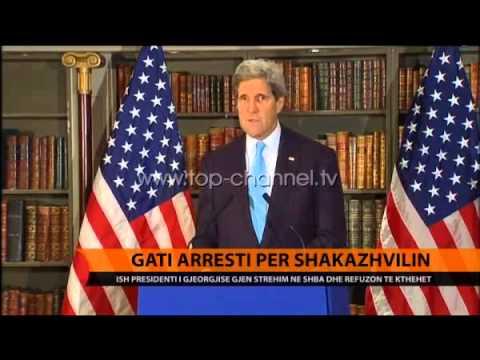 Gjeorgji, gati arresti për Shakashvilin - Top Channel Albania - News - Lajme