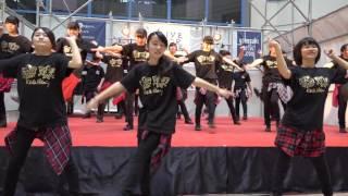 武山中学校 リズムダンス部 - Carnavalera