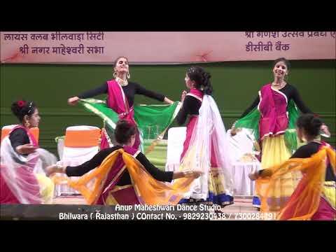 Awesome Patriotic Dance On Best Bollywood Patriotic Song Jhappiya Sa Desh Hai Mera