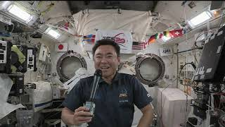 Expedition 65 JAXA Event  - June 10, 2021