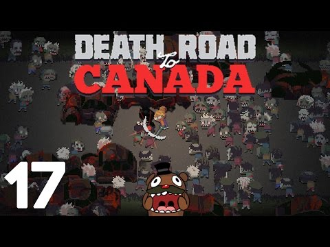 Baer is on the Death Road to Canada (Ep. 17)