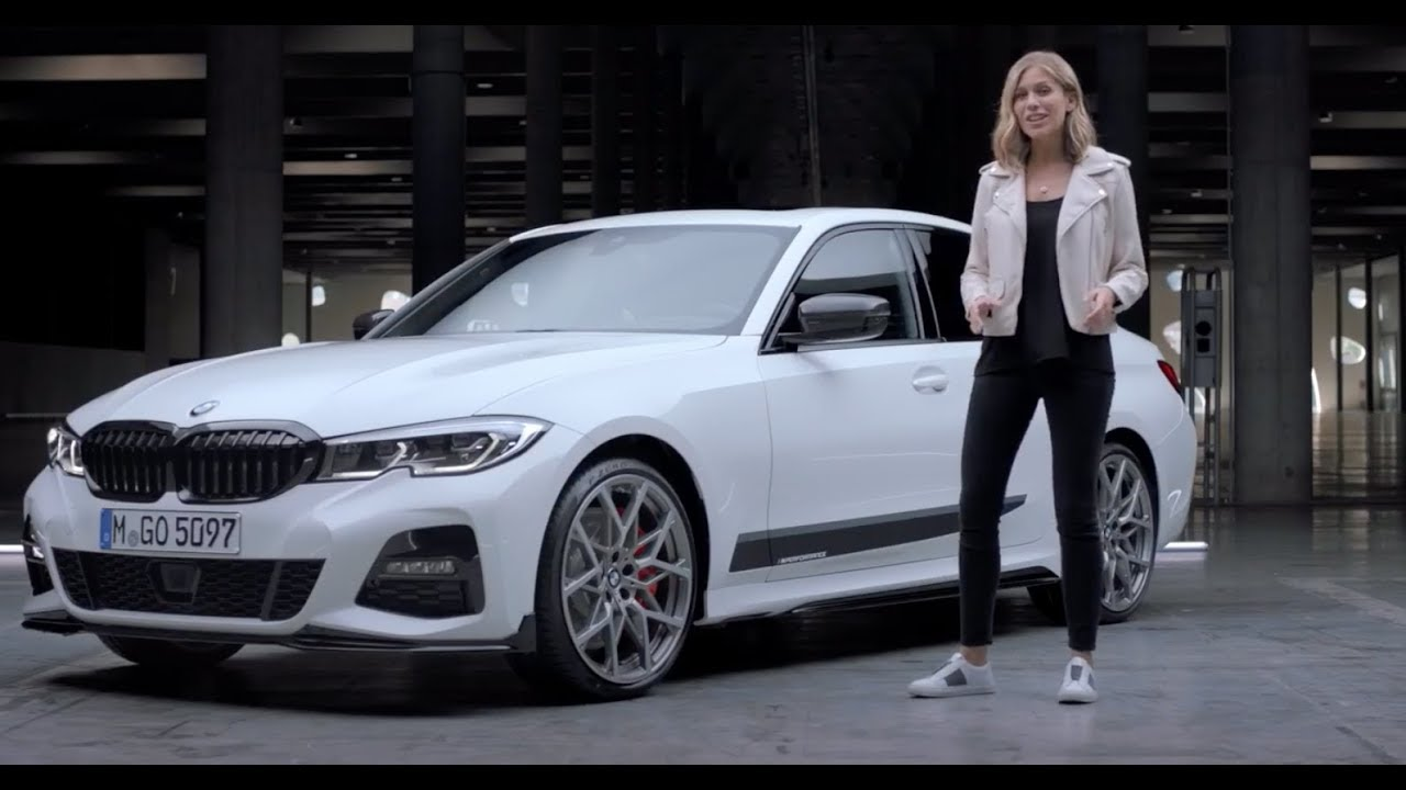 The 2019 New Bmw 3 Series G20 Bmw M Performance Parts Youtube