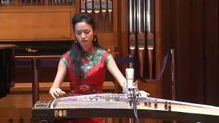 上海音乐学院琵琶古筝合奏《春江花月夜》,好听的无法呼吸!