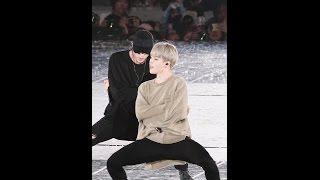 20161001 부산원아시아페스티벌(BOF) 개막공연 방탄소년단(BTS) 지민(JIMIN)-쩔어(DOPE) by Peach Jelly