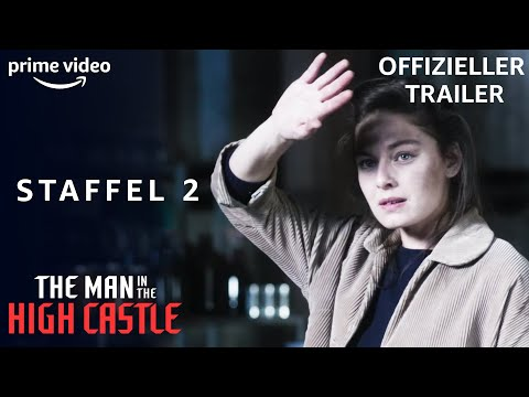 The Man In The High Castle Staffel 3 Amazon Prime