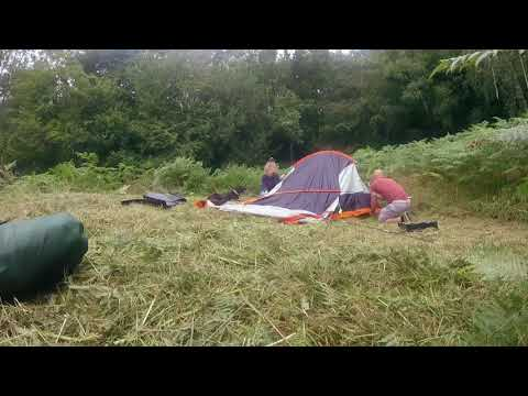 Knightwick 3 Berth Tent from OLPRO