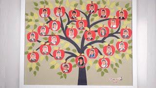 Подарок на последний звонок 'Классное дерево'