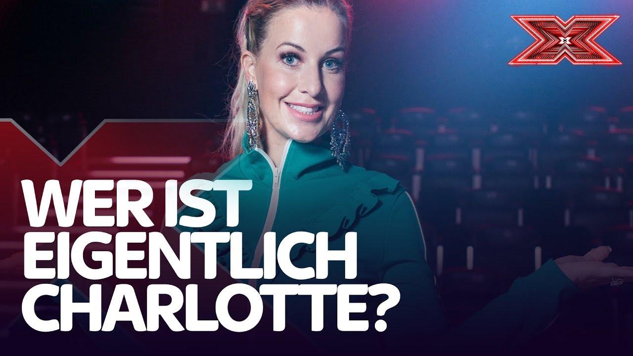 Wer Ist Eigentlich Charlotte X Factor Moderatorin Youtube