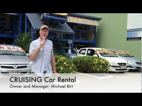 Cruising Car Rental | 4WD & Ute Rental | Cairns