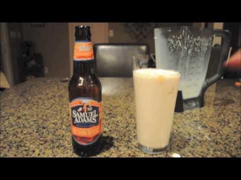 Get (Octoberfest) Beer Milkshake Pics