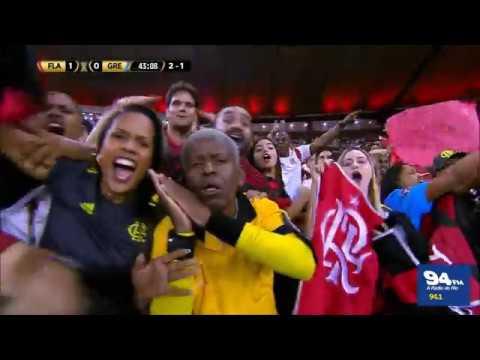 94 FM do Rio de Janeiro estreia equipe esportiva em semifinal da Libertadores