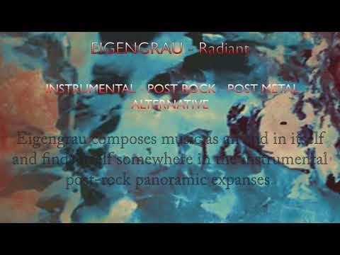 Eigengrau - Radiant (2018) FULL ALBUM [Denmark, post rock, post metal, instrumental, ambient] Mp3