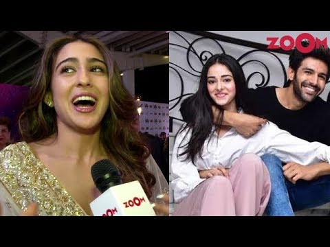 Sara Ali Khan says she won't mind a 3-way date with Kartik Aaryan & Ananya Panday | Exclusive