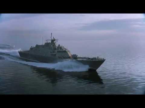 Builders Sea Trials for the future USS Wichita (LCS 13)