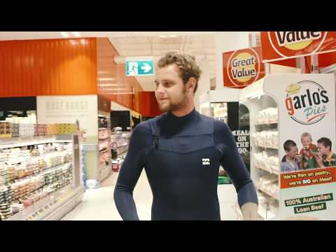 Stab: Creed McTaggart Goes Meat Shopping