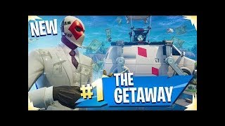 FORTNITE BATTLE ROYALE GETAWAY MODE SOLO
