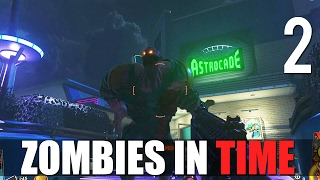 [2] Zombies in Time (Let's Play Call of Duty: Infinite Warfare Zombies w/ GaLm and friends)
