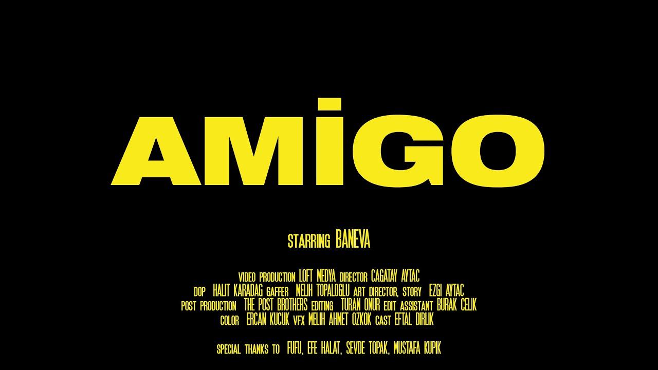 Download Baneva - Amigo (Official Music Video)