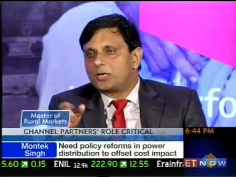ET Now-Masters of Rural Markets-Panel Discussion
