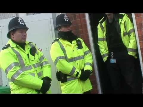 BAILIFFS 5..the deed is done..conversations with the 'enforcers'