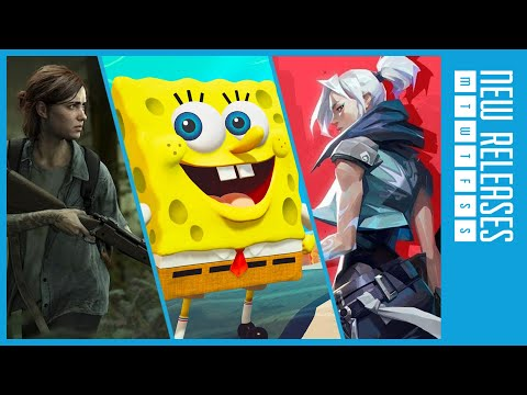 New Releases - Top Games Out This Month -- June 2020