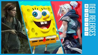New Releases   Top Games Out This Month    June 2020