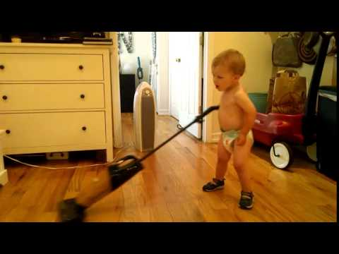 Eureka Vacuums: So Easy, A Baby Can Use Them!