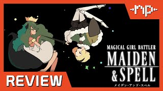 Maiden & Spell Switch Review - Noisy Pixel