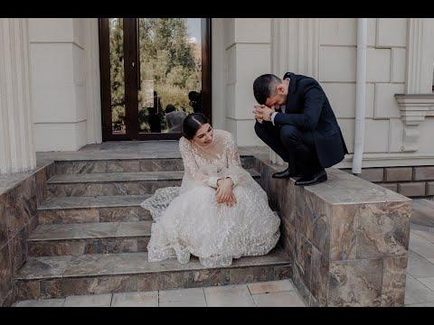 Армянская свадьба Гарика и Зины 06.08.2020