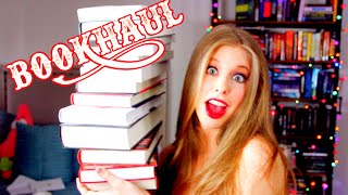 CHRISTINE'S STRANGE SEXY BOOKHAUL Thumbnail