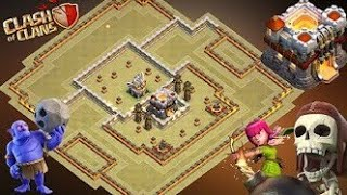 UNDEFEATED Best Th11 War Base 2017 Anti 1 Star/Anti 2 Star With Replay Anti Bowler Anti Everything