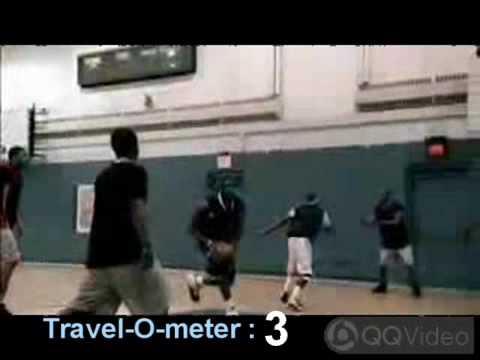 wholesale dealer 2c000 96250 LeBron James traveling in Nike commercial