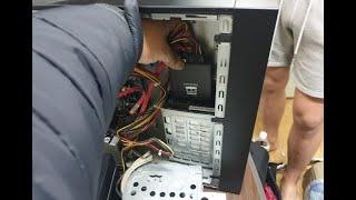 노원 컴퓨터수리 삼성 DM300S1A을 윈도우10으로 …