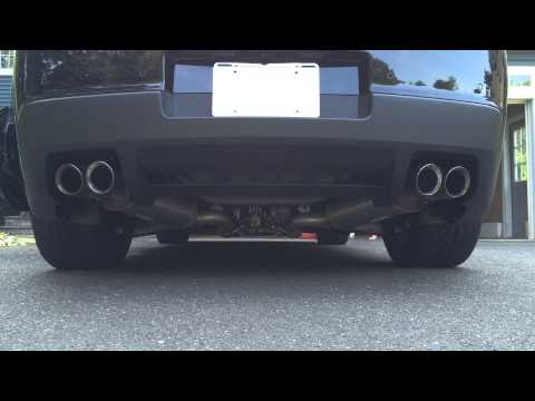 2015 camaro ss dual mode exhaust fuse pull youtube