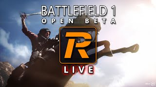 Battlefield 1 Open Beta   PC 720p60