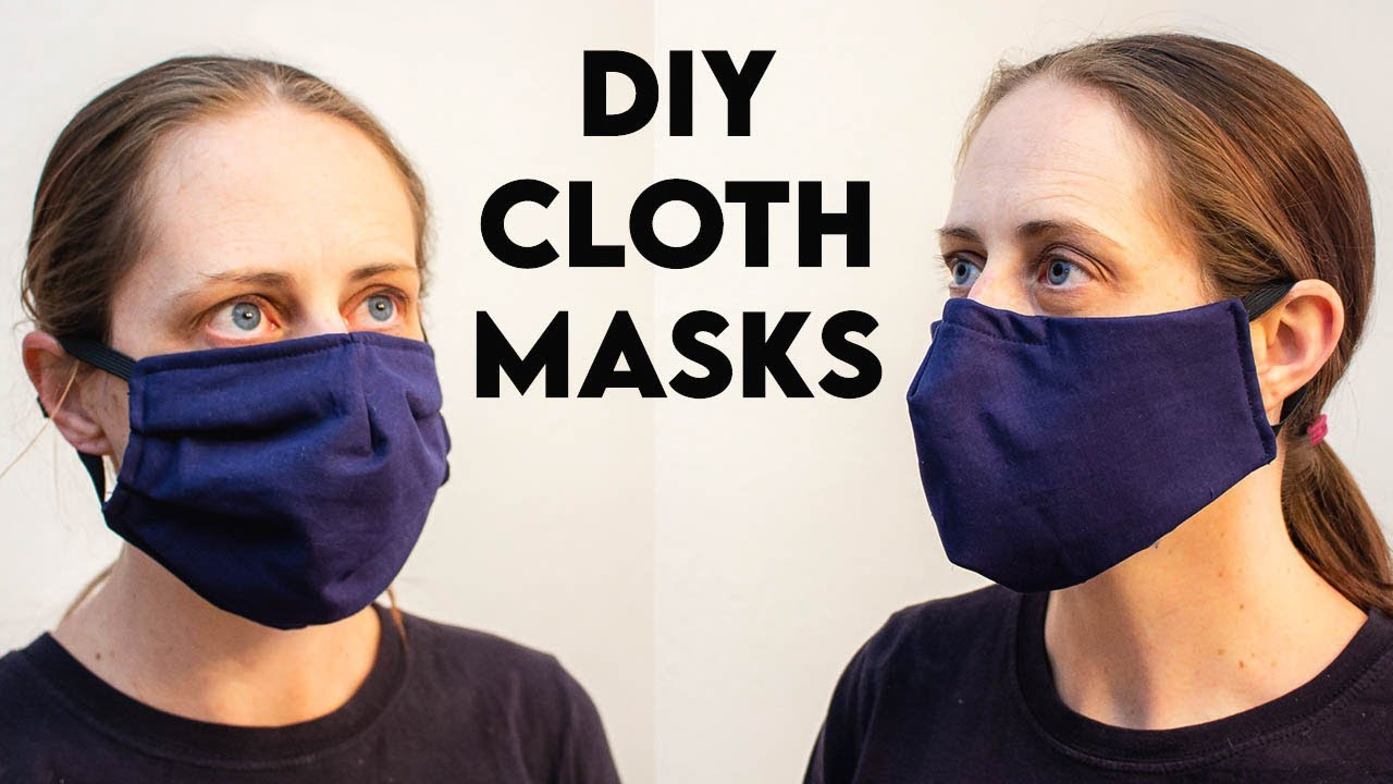 Study Tests Effectiveness of DIY Mask Materials and Fi