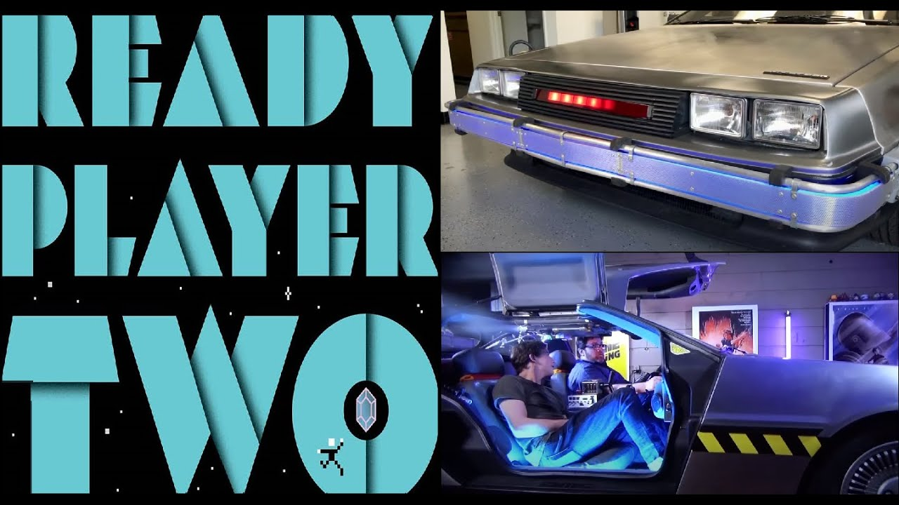 ready for ready player two ernest cline s ready player one sequel set for nov 24 release ecto88 youtube ready for ready player two ernest cline s ready player one sequel set for nov 24 release ecto88