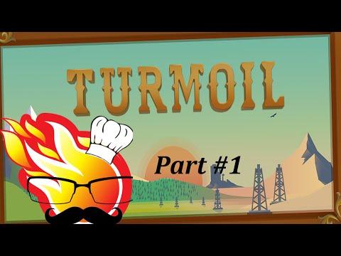 Drilling for Oil! Turmoil Part 1
