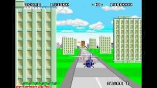 Super Thunder Blade (Sega Mega Drive / Genesis) - (Longplay | Hard Difficulty)