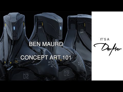 EP 14 | HOW TO BECOME PRO ARTIST | BEN MAURO Ft. DARMAR