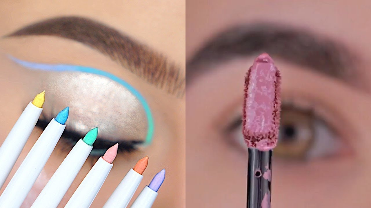 14 Gorgeous Eyes Makeup Looks And Tutorials For Your Eye Shape | Compilation Plus