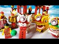 Gambar cover Lego Chinese Lion Dance Build - 2020 Chinese New Year Set 80104